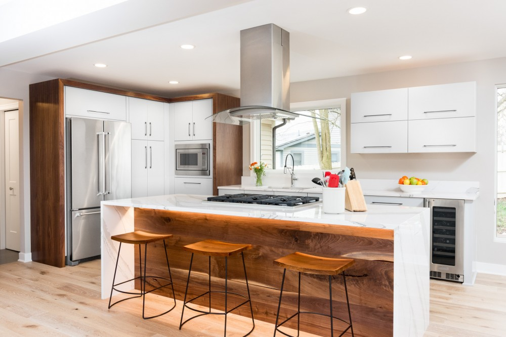 Photo By Forward Design Build Remodel.