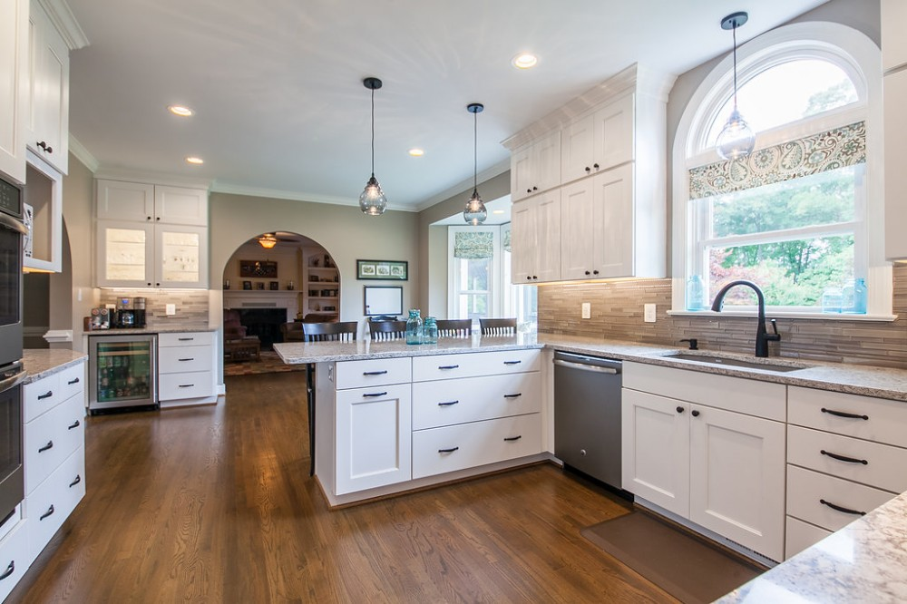 Photo By Golden Rule Builders. Deane Remodel