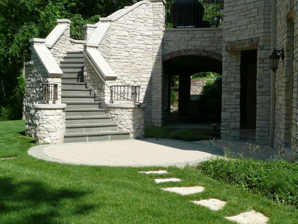 Photo By Unified Home Remodeling. Masonry