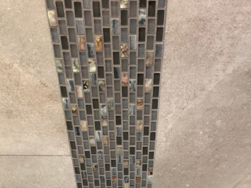 Photo By DreamMaker Bath & Kitchen Of Tyler. Tile Shower And Vanties