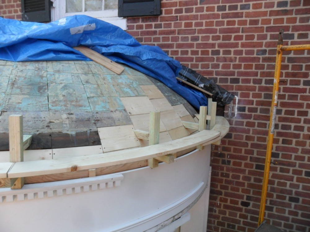 Photo By Fick Bros. Roofing & Exterior Remodeling Company. Brotman Residence