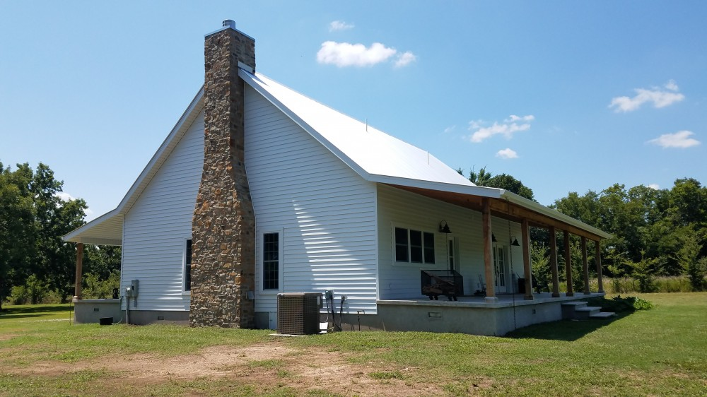 Photo By ABC Seamless Of North East Oklahoma. Farmhouse