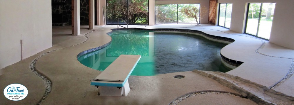 Photo By On - Time Pool Service, Inc. On-Time Pool Service