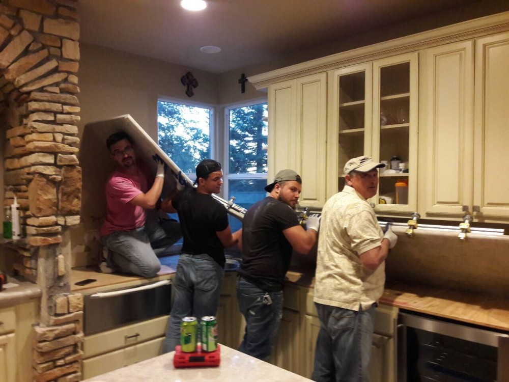 Photo By Cobex Construction Group. Uploaded From GQ IPhone App