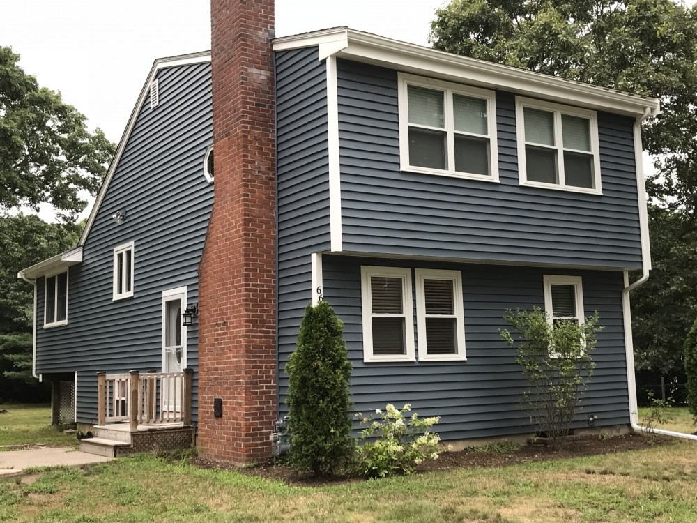 Photo By Beantown Home Improvements. Whole Exterior Upgrade