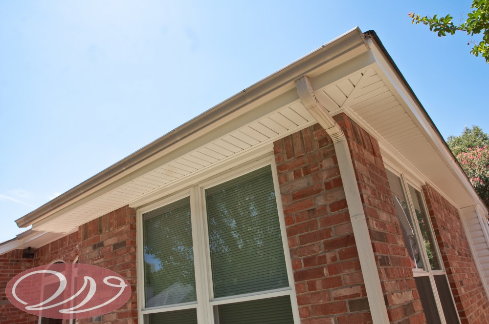 Photo By Woodbridge Home Exteriors. Soffit And Fascia