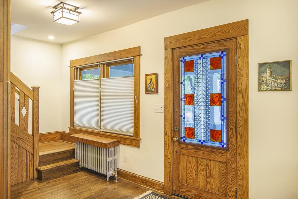 Photo By Hopkins & Porter Construction, Inc.. Home Remdel
