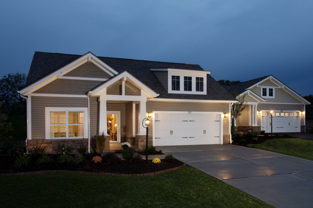 Photo By Scarmazzi Homes. Epcon Homes And Communities / Pittsburgh