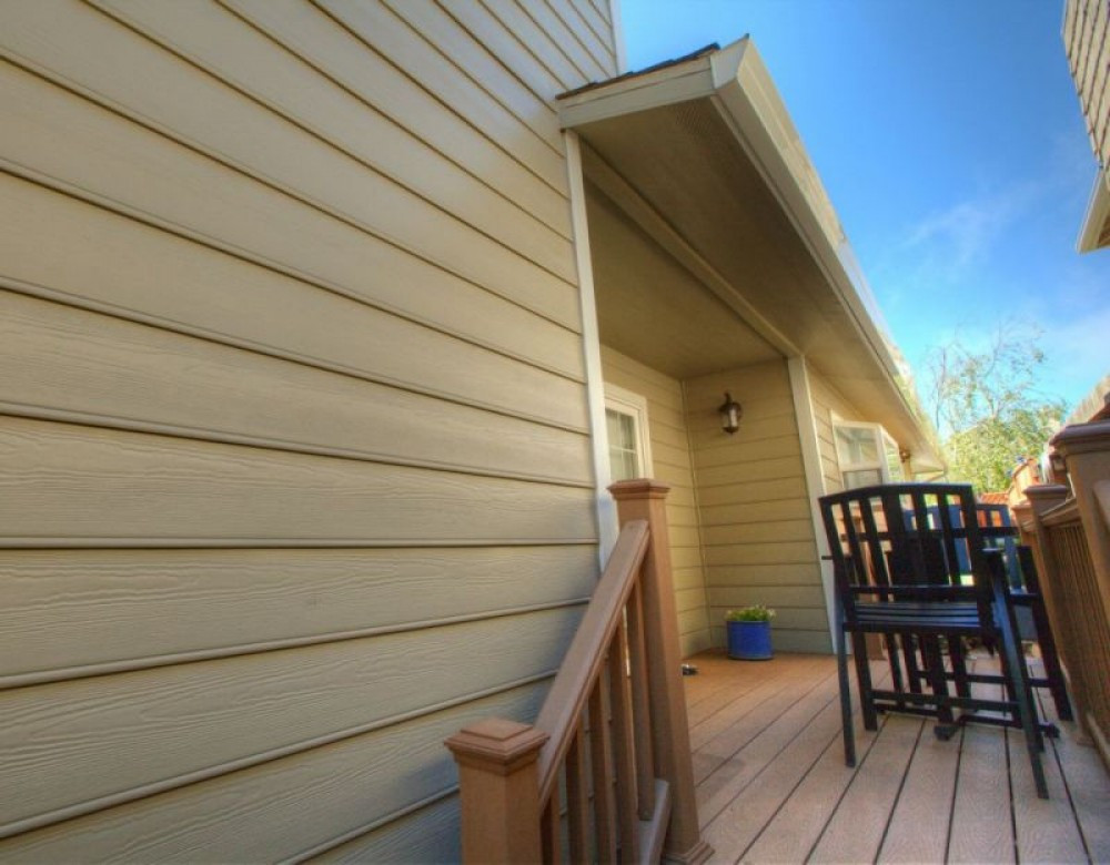 Photo By Peninsula Siding Co. Fiber Cement Siding