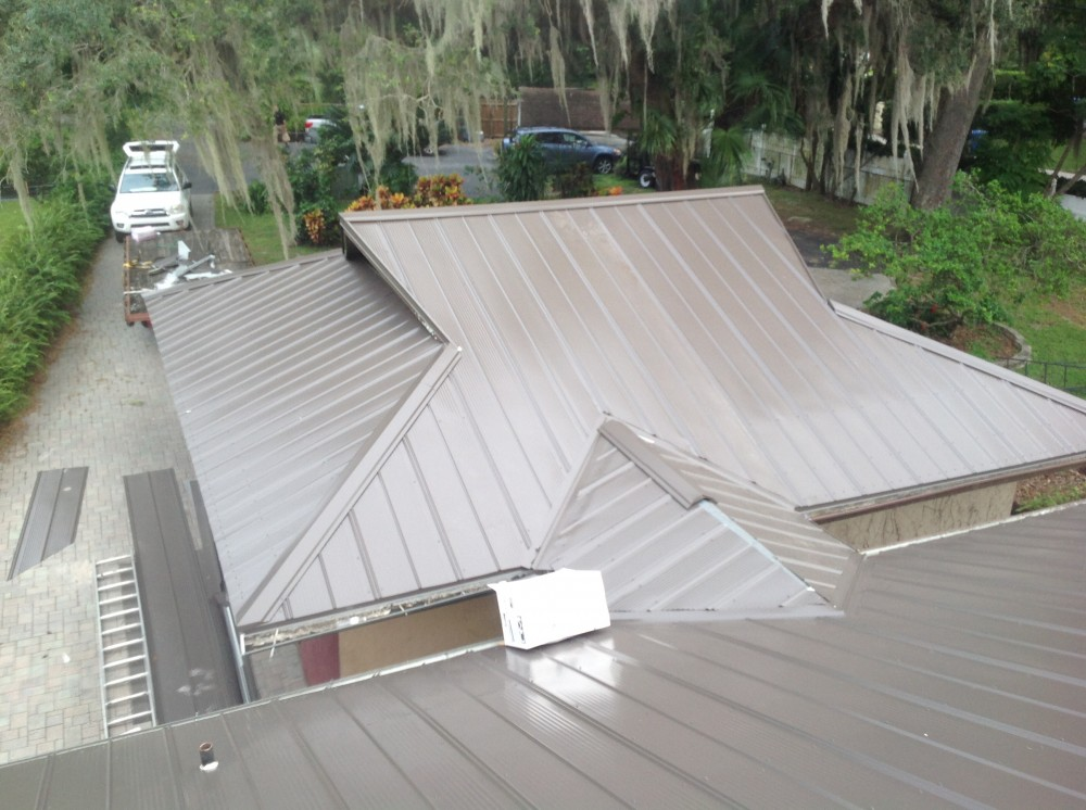 Photo By Affordable Roofing Systems Inc. Metal Roof