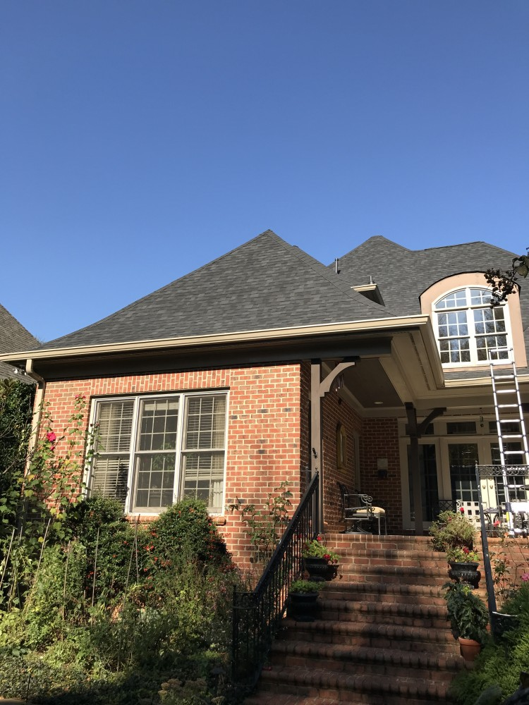 Photo By Signature Exteriors (NC). Roof Replacement - Before & After
