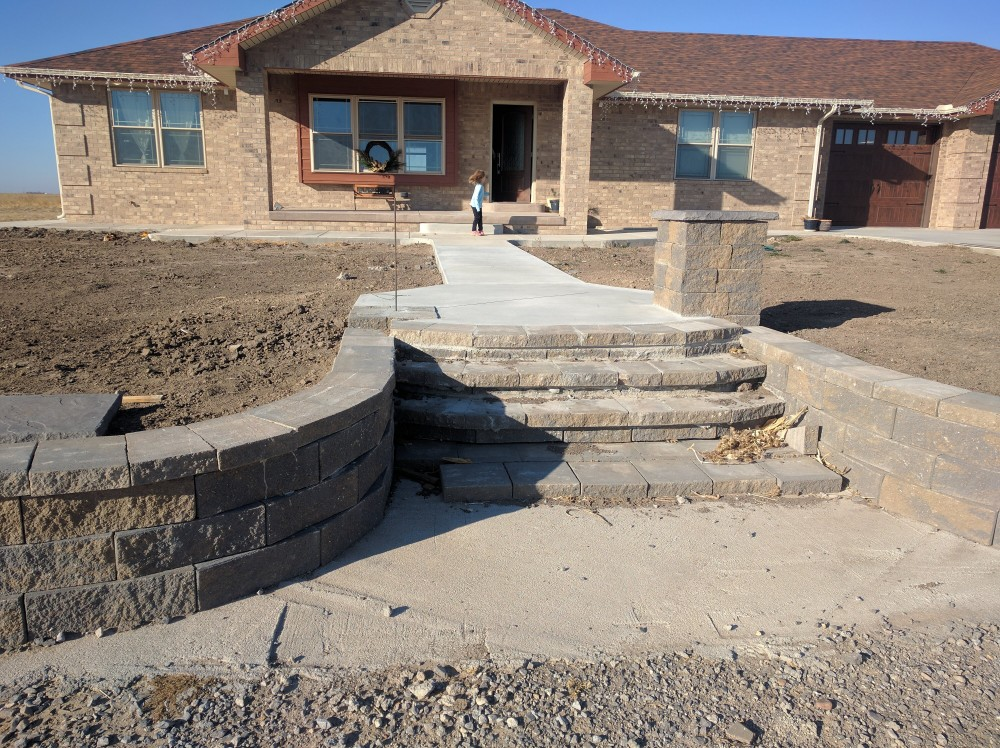 Photo By Wolters Construction. New Build