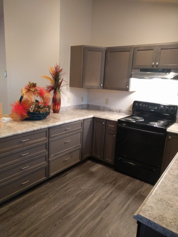 Photo By Wolters Construction. Minneola Duplex