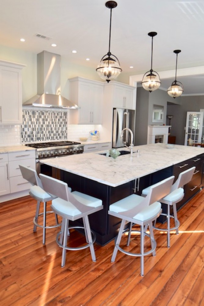 Photo By Real Remodels. Queen St Remodel