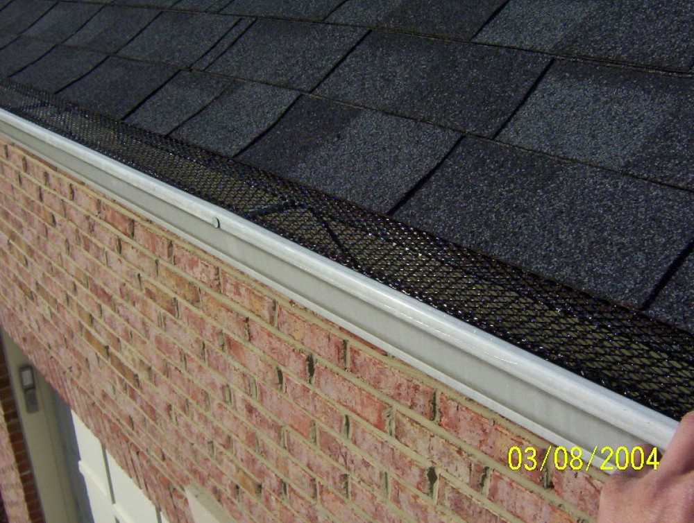 Photo By Gutterman Services Inc.. Residental Gutter Cleaning