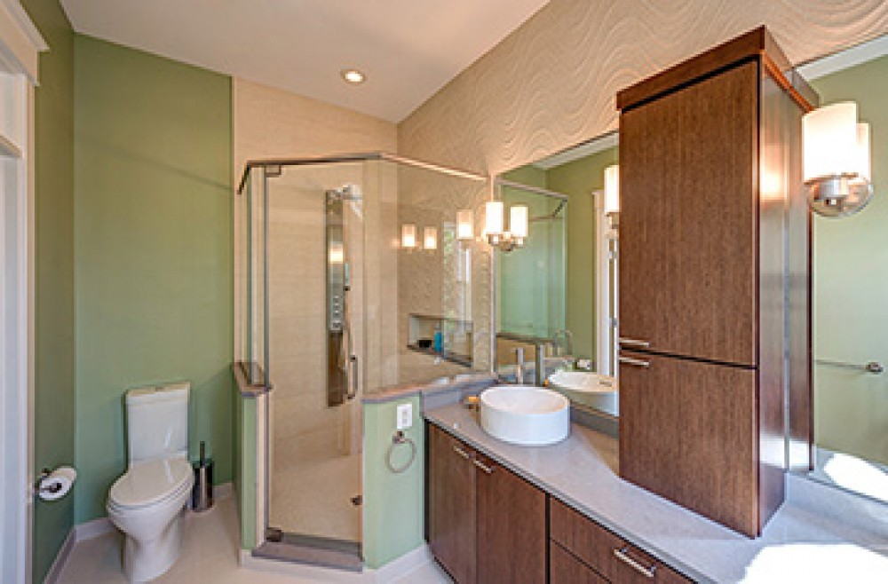 Photo By Landis Architects/Builders. Master Bathroom Expansion And Remodeling