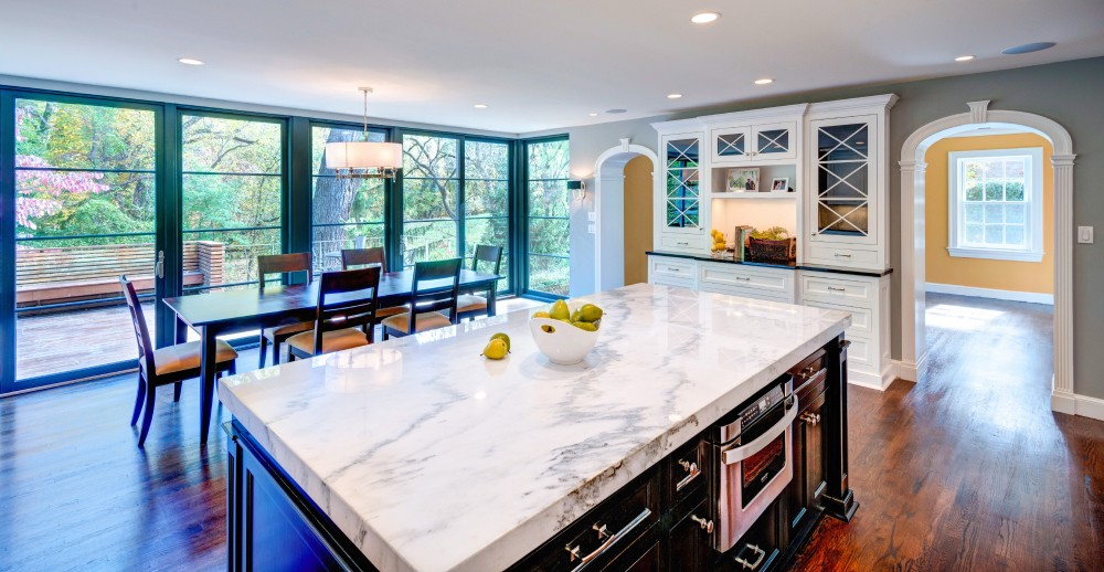 Photo By Landis Architects/Builders. Kitchen With A View