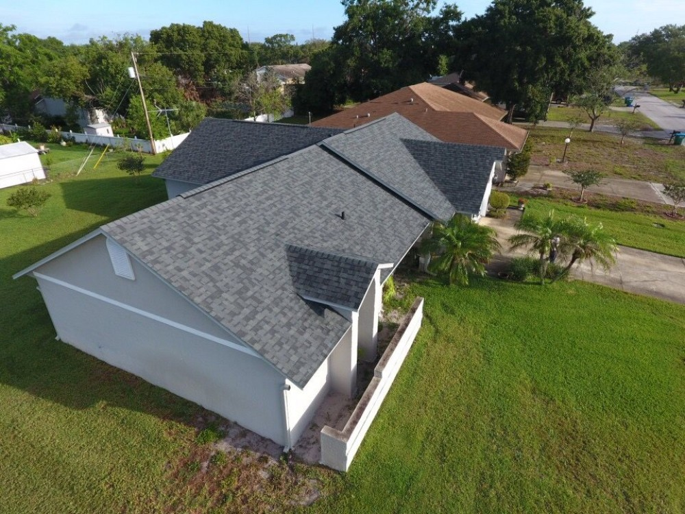 Photo By Collis Roofing. 2018 Roof Replacements