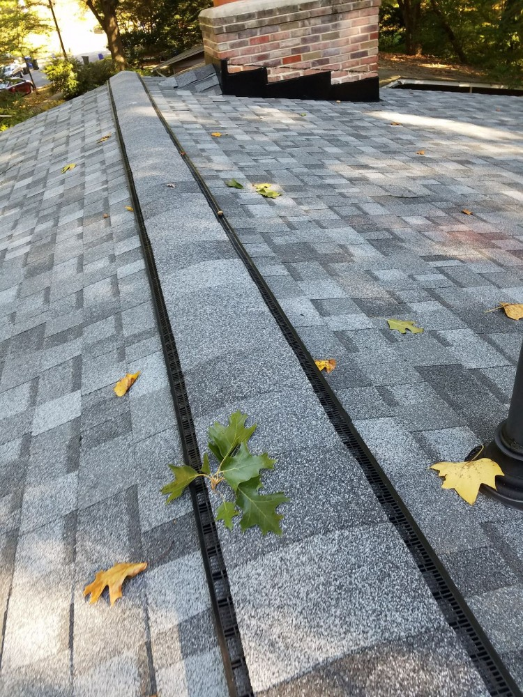 Photo By BRAX Roofing. Owens Corning Duration Shingle Roof Replacement