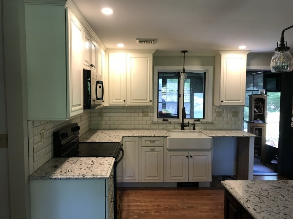 Photo By Fiderio & Sons. Kitchen Remodeling