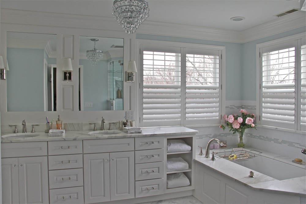 Photo By Fiderio & Sons. Bathroom Remodeling