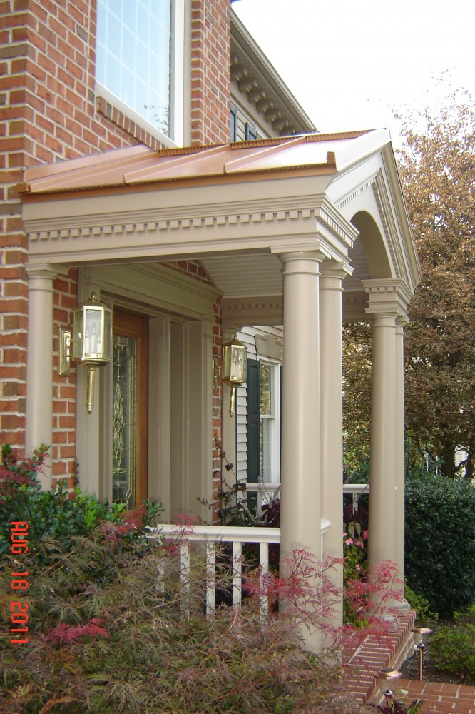 Photo By EBY Exteriors Inc.. S Popolis Porch