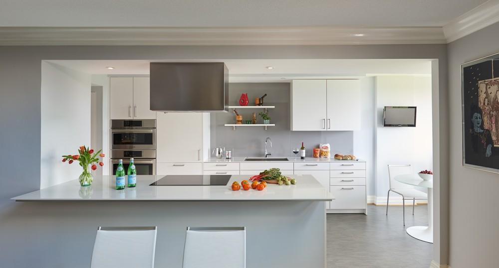 Photo By CARNEMARK Design + Build. WIDER APPEAL - Northwest DC Kitchen Remodel