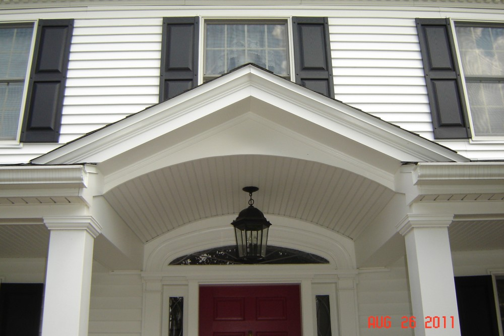Photo By EBY Exteriors Inc.. R Popolis Exterior Renovation And Porch