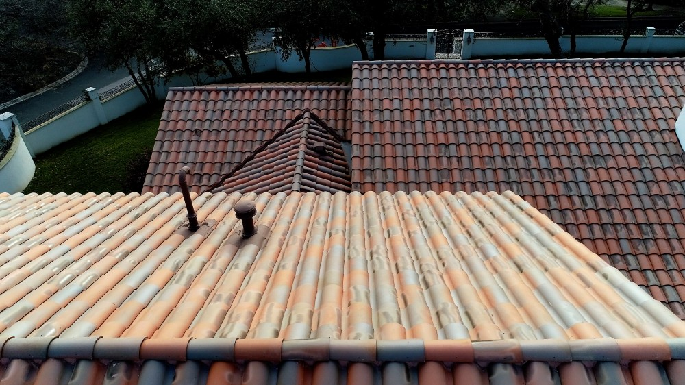 Photo By Heritage Construction Co.. Tile Roof