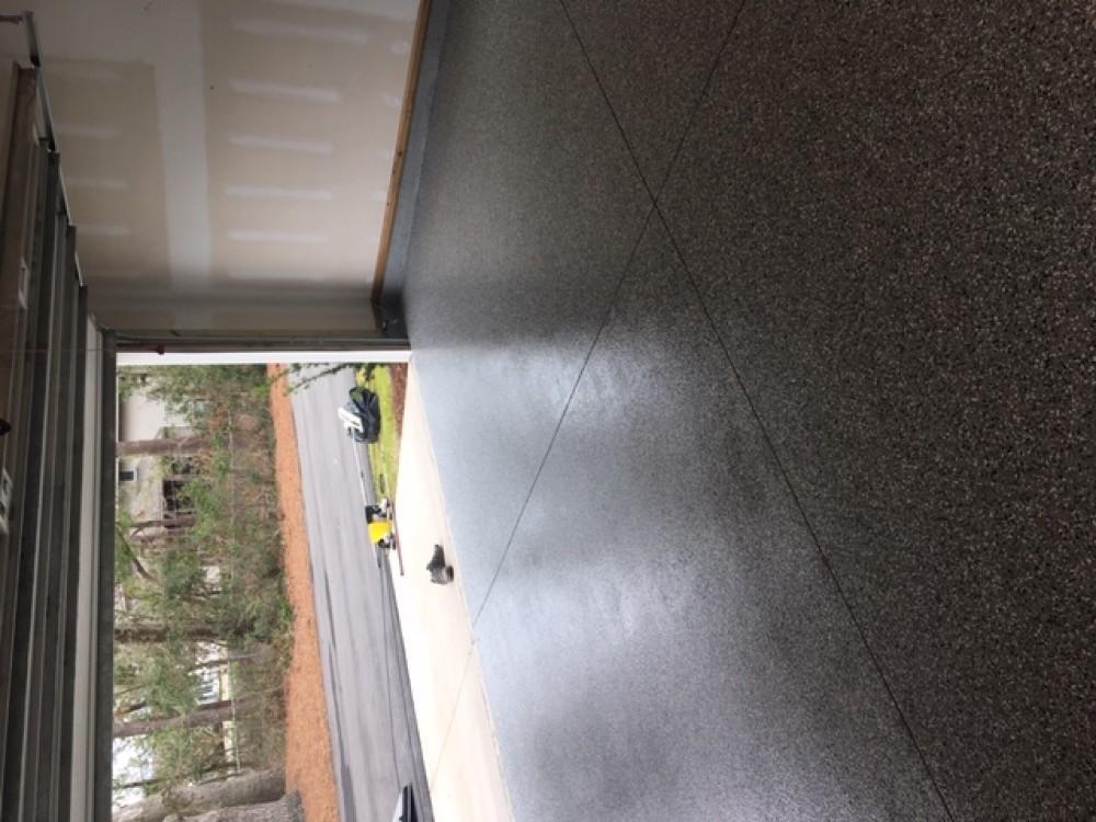 Photo By Working Space. LIFETIME Decorative Epoxy Floor