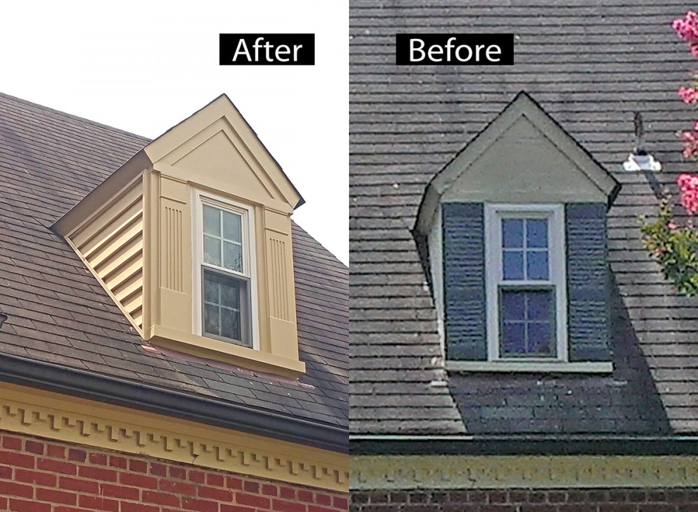 Photo By Crystal Exteriors LLC. Siding Projects
