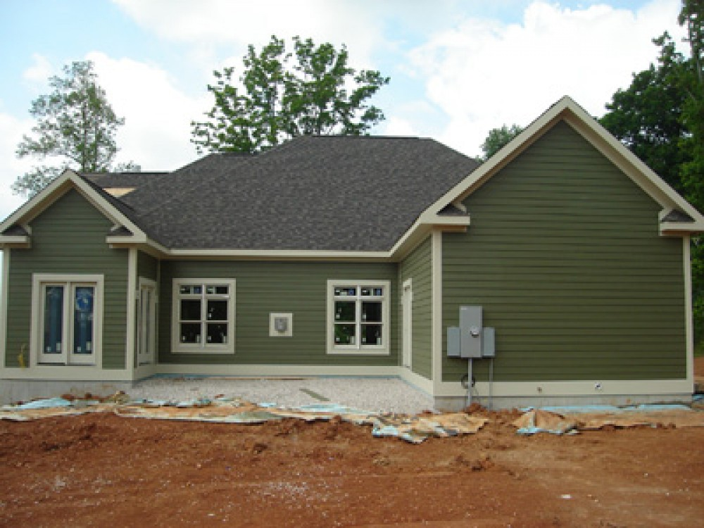 Photo By Aztec Homes Inc - Fiber Cement Siding. Aztec