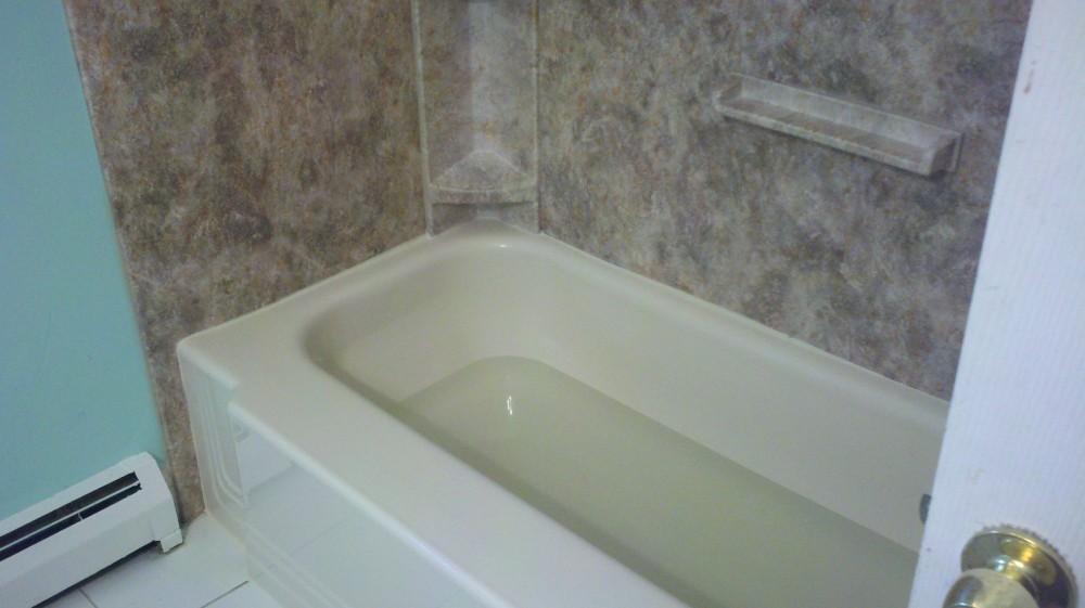 Photo By Bath Planet Long Island. Custom Acrylic Bath Systems