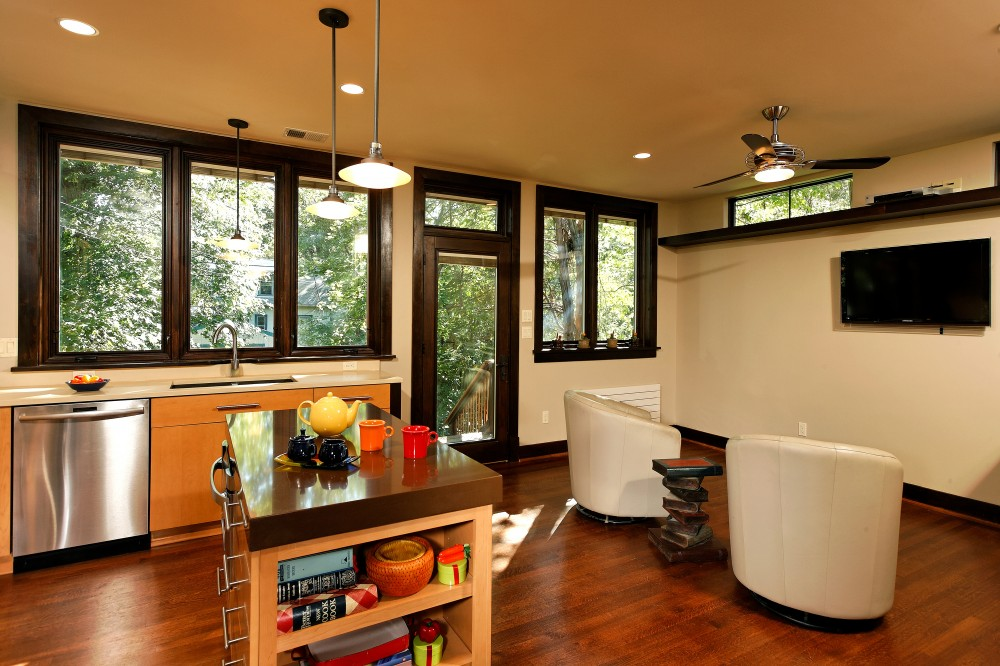 Photo By Landis Architects/Builders. Residential Addition-Washington, DC