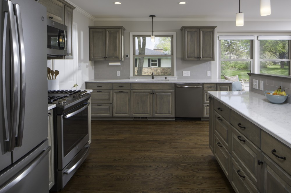 Photo By The Cabinet Maker, LLC.