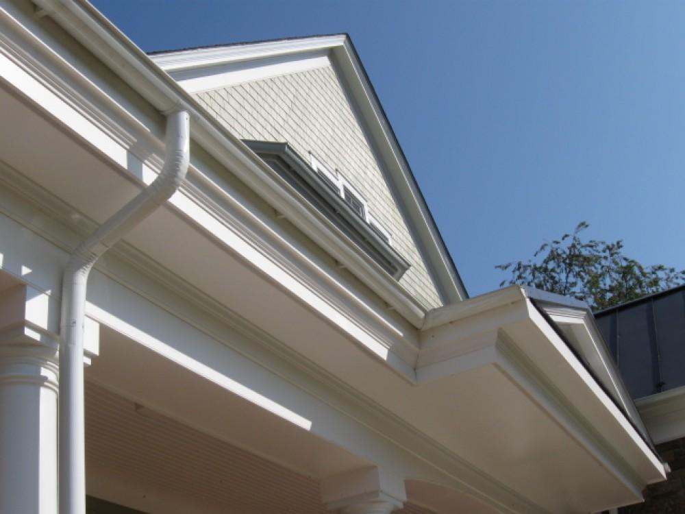 Photo By Gutterman Services Inc.. Siding/Trim & Windows