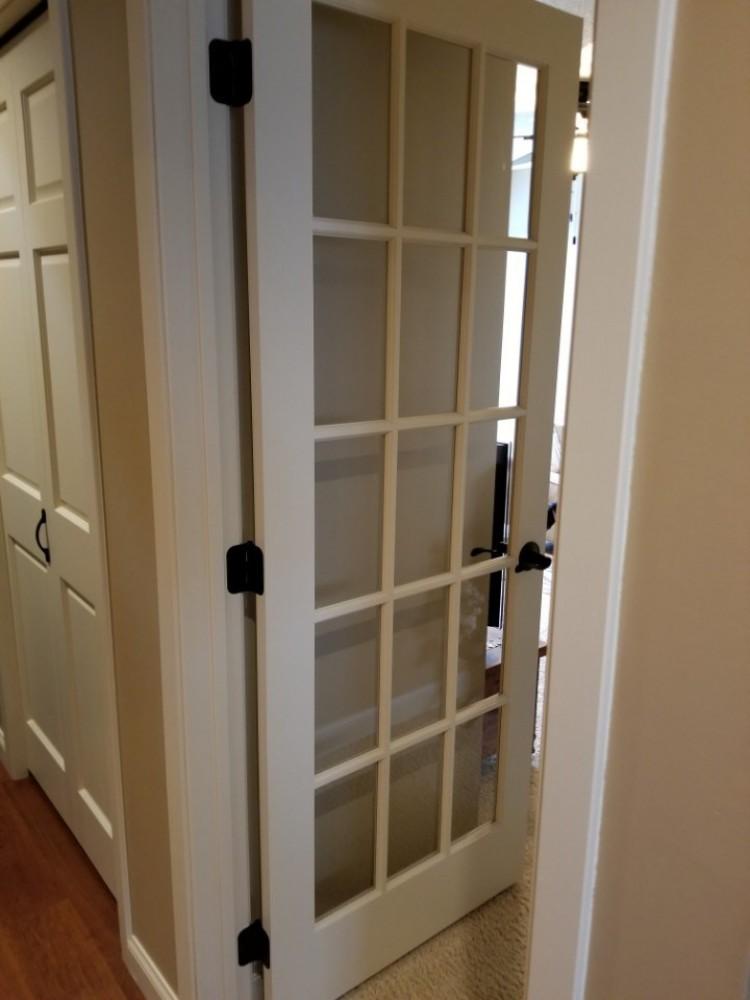 Photo By Russell Room Remodelers. Trim & Doors