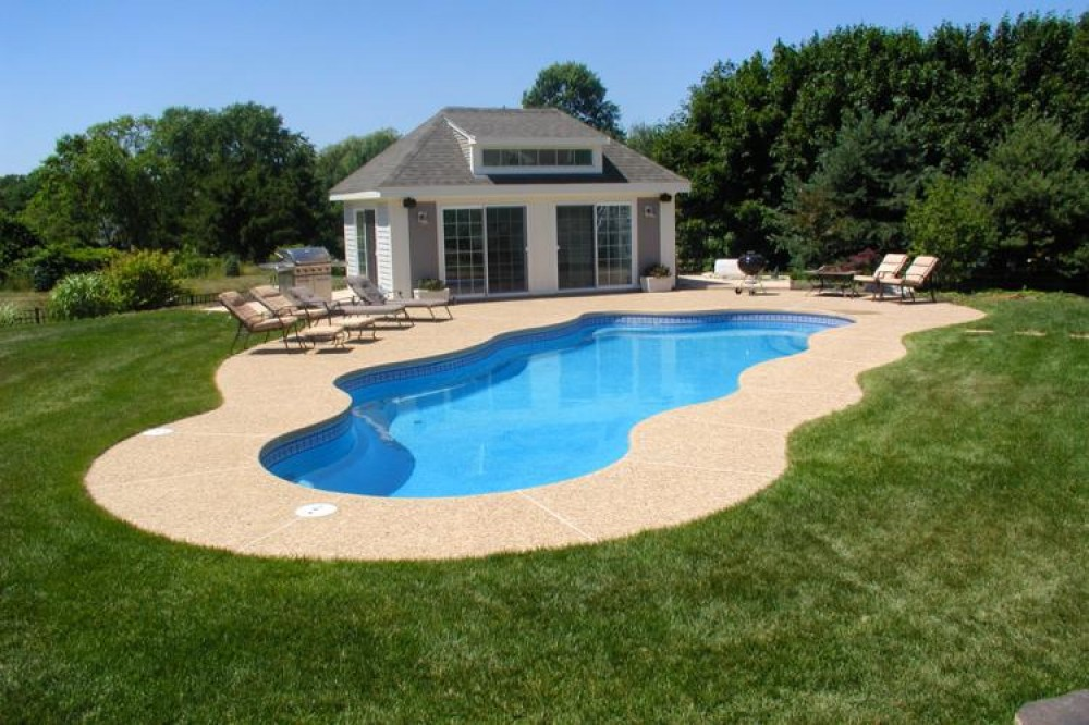Photo By Cherry Hill Pool. Pools
