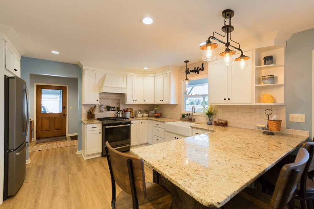 Photo By DreamMaker Of Greater Grand Rapids. Otsego Kitchen Remodel