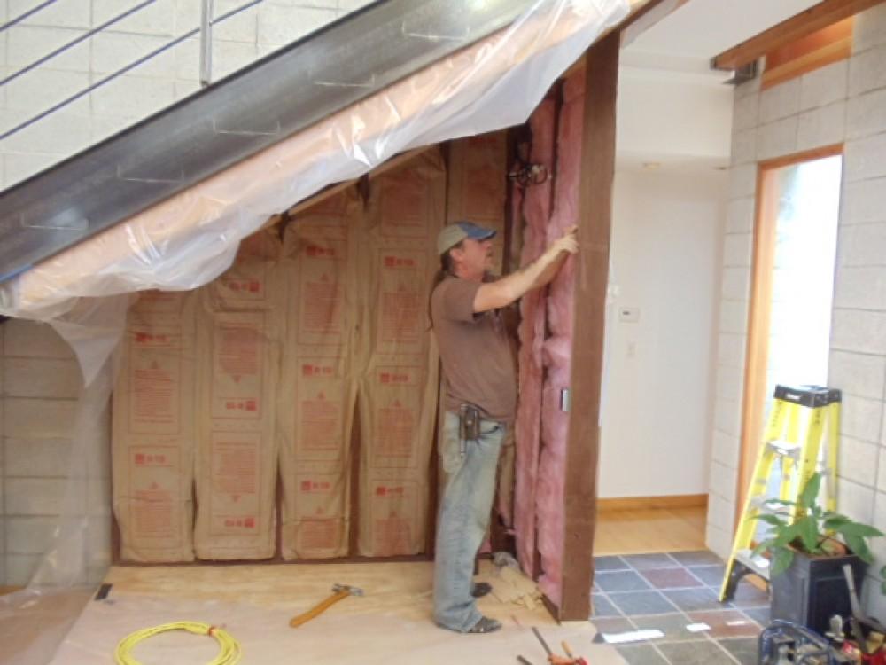 Photo By RWT Design & Construction. RWT Design & Construction