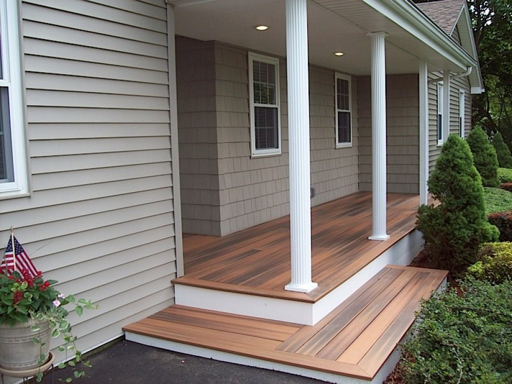Photo By Fiderio & Sons. Exterior Remodeling
