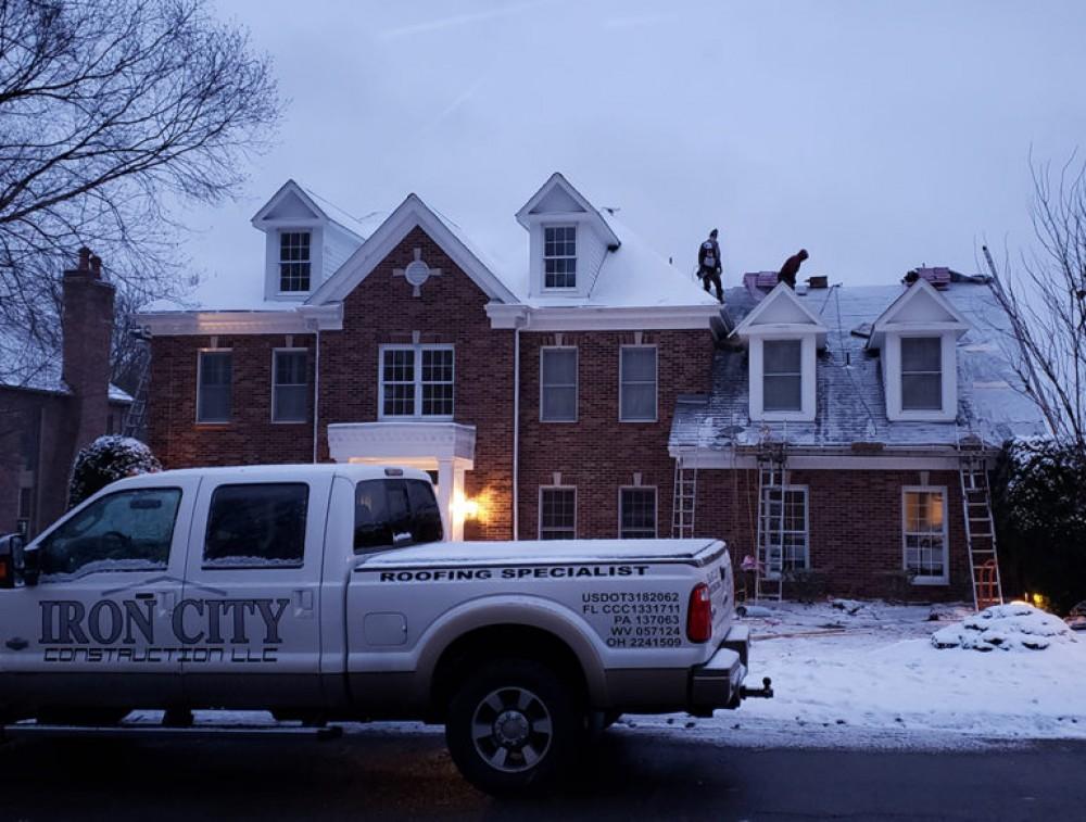 Photo By Iron City Construction LLC.