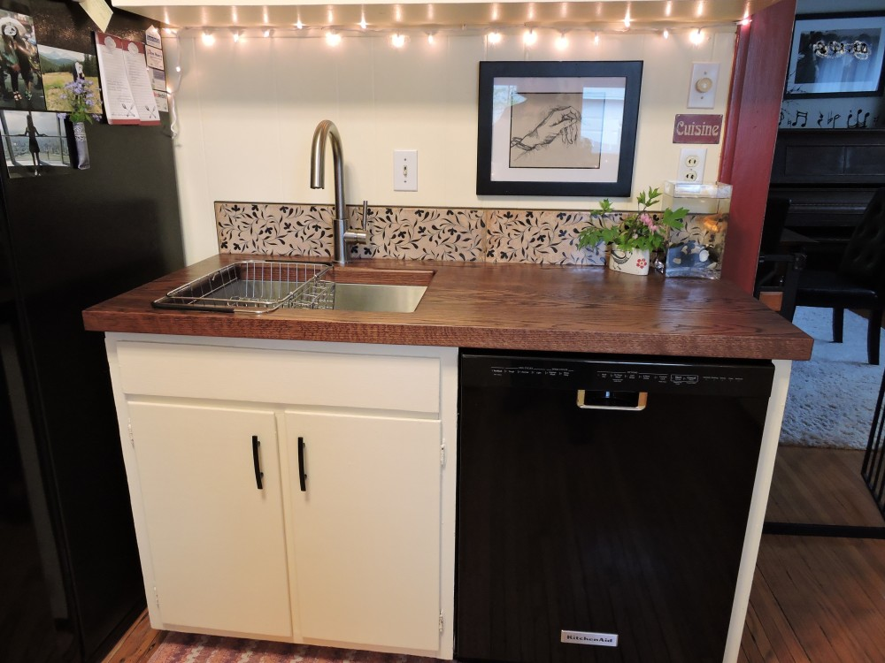 Photo By Willet Construction, Inc.. Wood Countertop