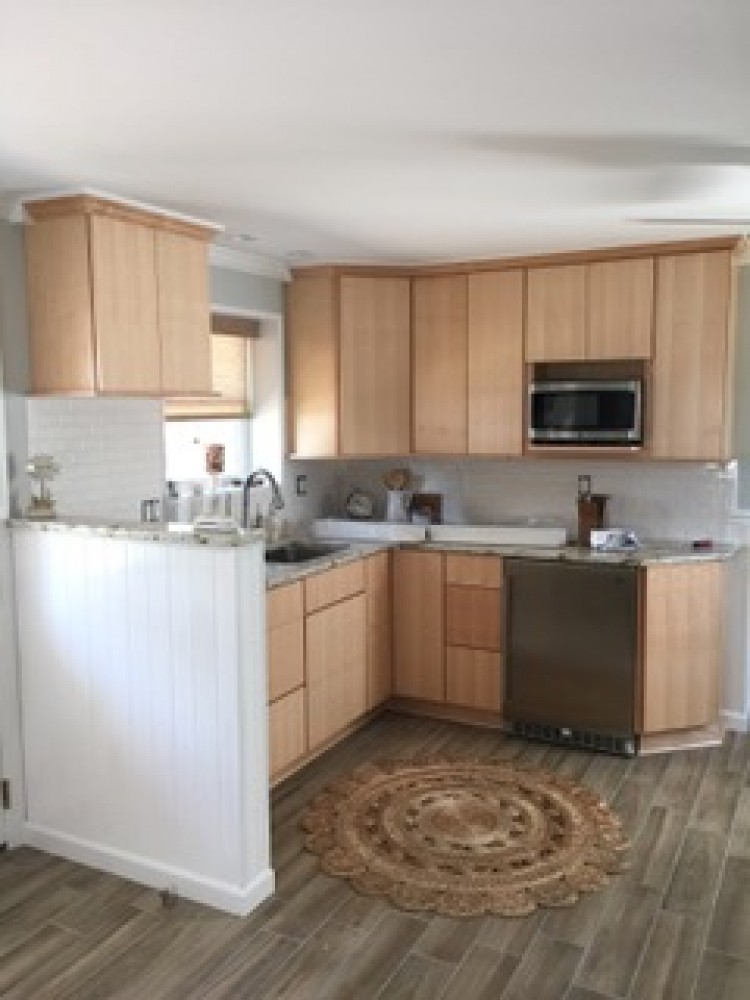 Photo By Pinnacle Building & Contracting. Kitchen Remodel