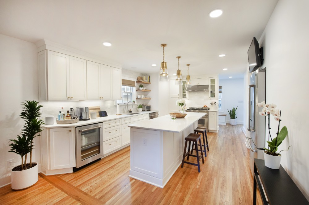 Photo By Pat Scales Remodeling. Bexley Kitchen Remodel