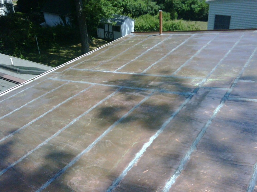 Photo By Griffin Roofing. Our Work