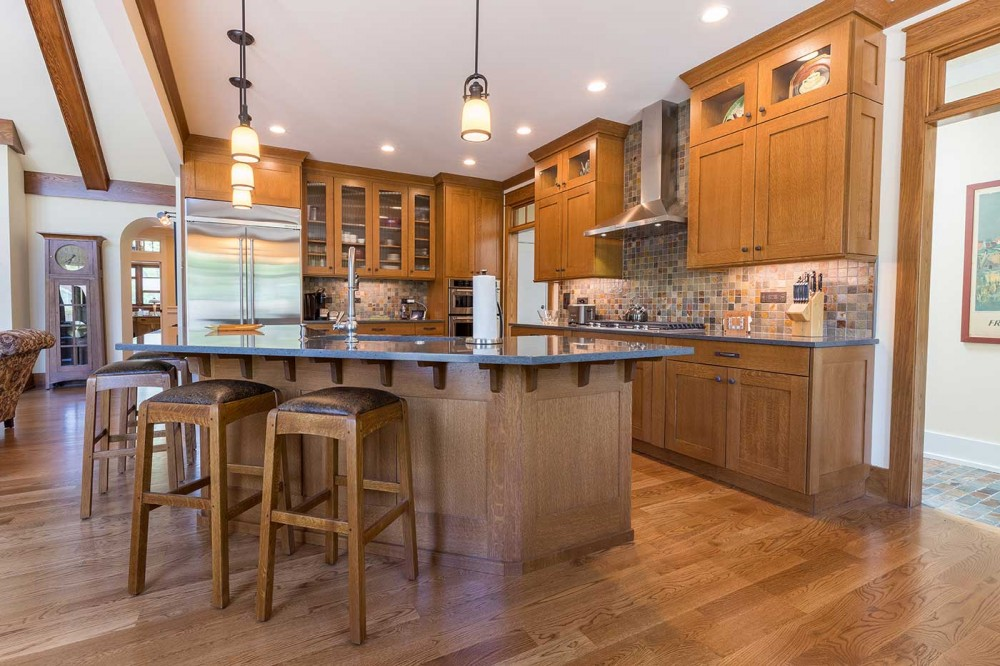 Photo By Philbin Construction & Remodeling Co.. Kitchen Remodel