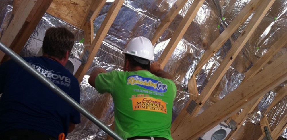 Photo By Your Remodeling Guys. Home Energy Conservation