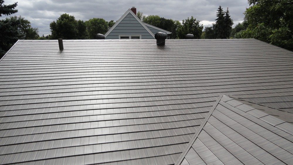 Photo By ABC Seamless - Fargo. Seamless Roofing