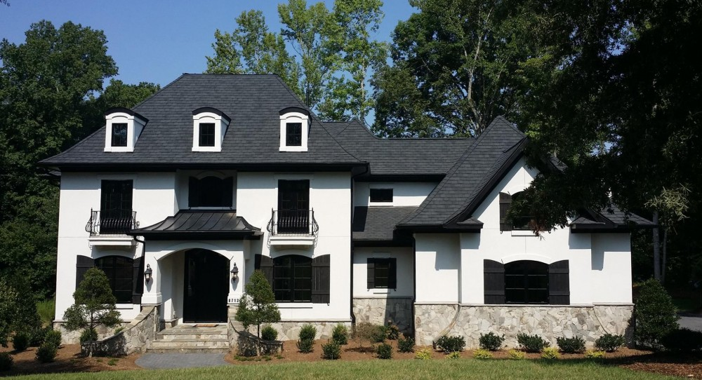 Photo By Alpha Omega Construction Group - Atlanta. Shingle & Metal Roofing